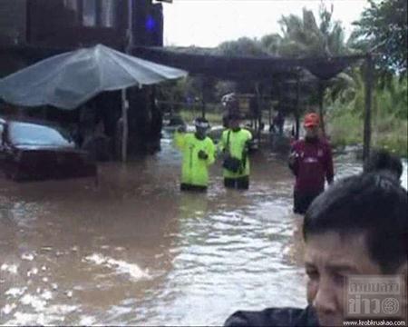 น้ำท่วมสุโขทัย