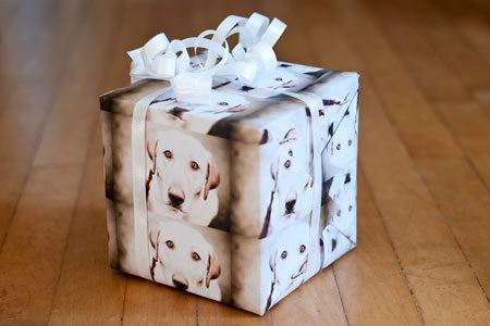 ของขวัญกล่องใหญ่