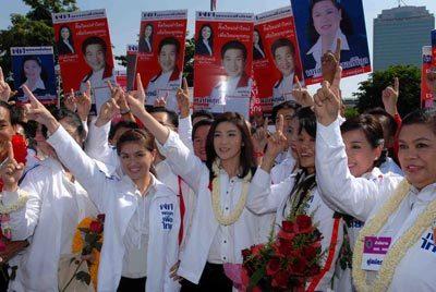 บรู๊ค ดนุพร ปลุกแดงลุกฮือ หากเพื่อไทยชนะแต่ไม่ได้ตั้งรัฐบาล