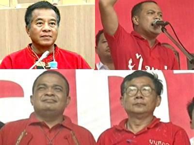 แกนนำเสื้อแดง