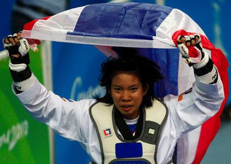 น้องหยิน สริตา ผ่องศรี คว้าเหรียญทองเอเชี่ยนเกมส์ เอเชียนเกมส์ 2010 กวางโจวเกมส์