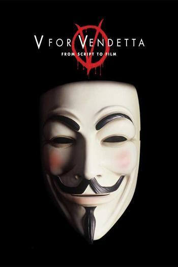 หน้ากากวี หน้ากาก v for vendetta