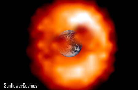 พายุสุริยะ เยือนโลก 21 ธ.ค.นี้  หวั่น! เกิดแผ่นดินไหว