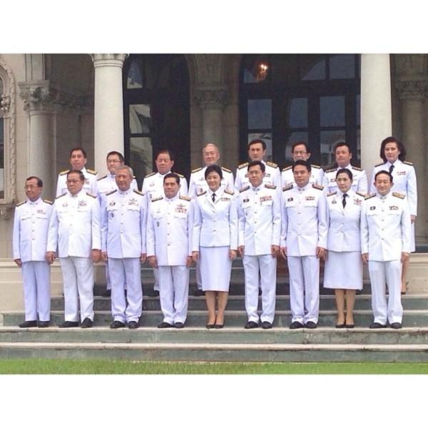 ยิ่งลักษณ์ ชินวัตร นายกรัฐมนตรีหญิงคนแรกของไทย